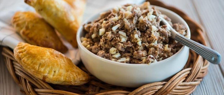 Смачні начинки для пиріжків з дріжджового тіста