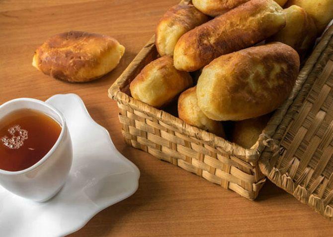 Начинки для смажених пиріжків