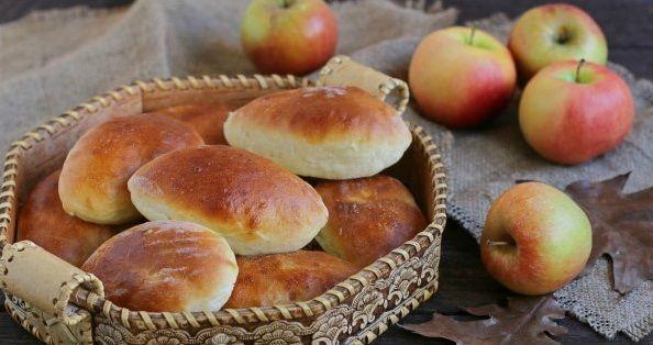 Начинка з яблуками для пиріжків