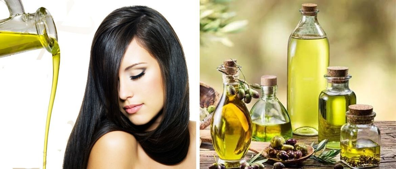 Волшебные свойства оливкового масла для волос