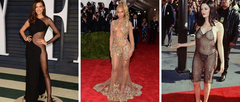 Снимите это немедленно: 10 самых скандальных платьев знаменитостей за всю историю