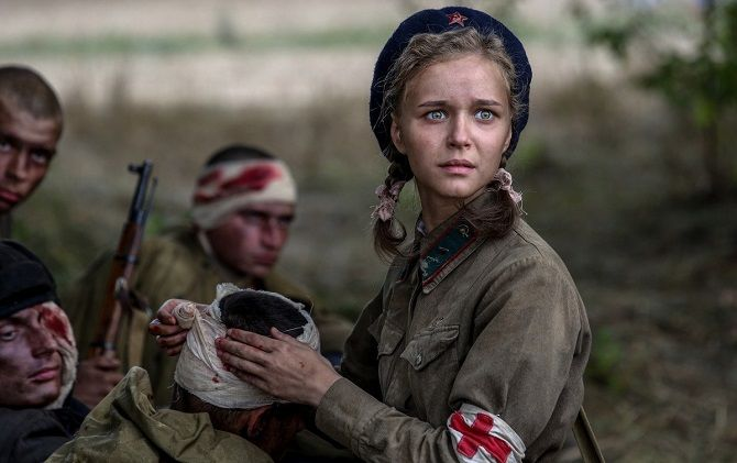Военно-историческая драма Подольские курсанты 2019