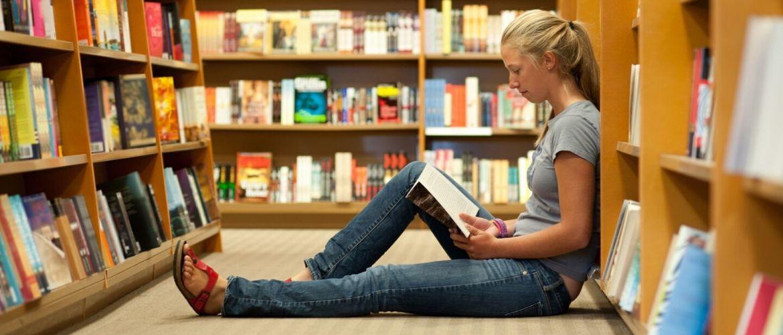 Кращі книги для підлітків
