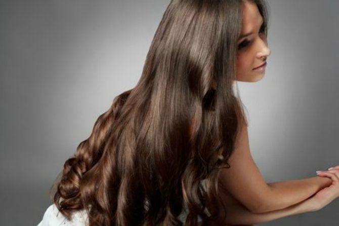 гарне та гладеньке волосся