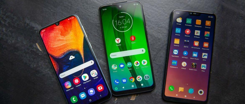 10 бюджетных смартфонов, на которые стоит обратить внимание!