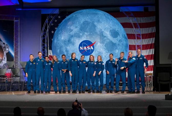сотрудники НАСА
