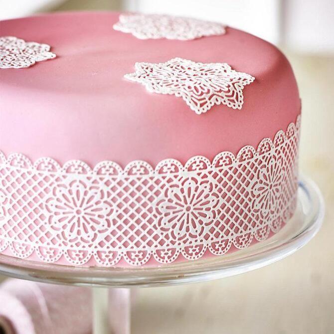 Прикраса торта айсингом