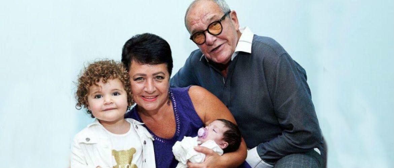 Вік дітям не перешкода: зірки, які стали батьками після 70