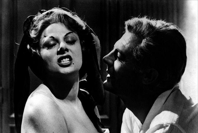 Фильм Восемь с половиною 1963