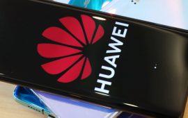 Huawei розробляє смартфон з віртуальними кнопками і підекранною камерою