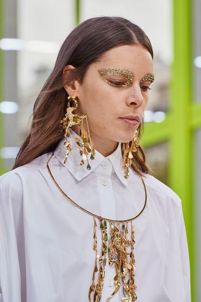модные украшения 2020 женские