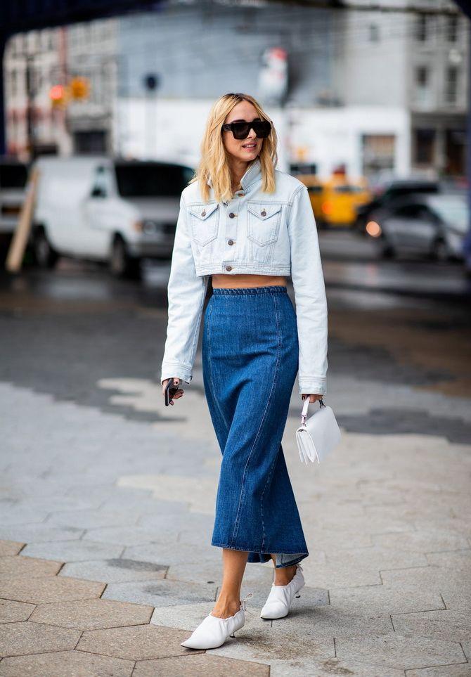З чим носити джинсову куртку: модні варіанти 2020-2021 для жінок і чоловіків 1