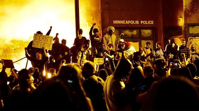 протести в міннеаполісі