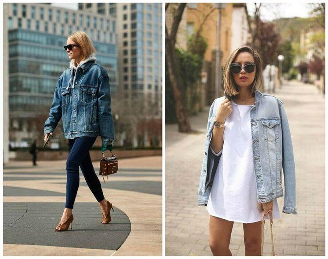 моделі джинсових курток