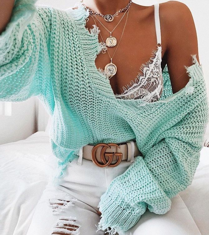 модные женские украшения