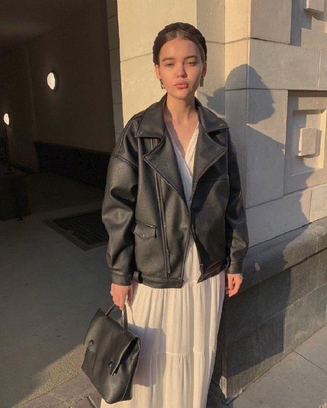 Куртка-косуха oversize