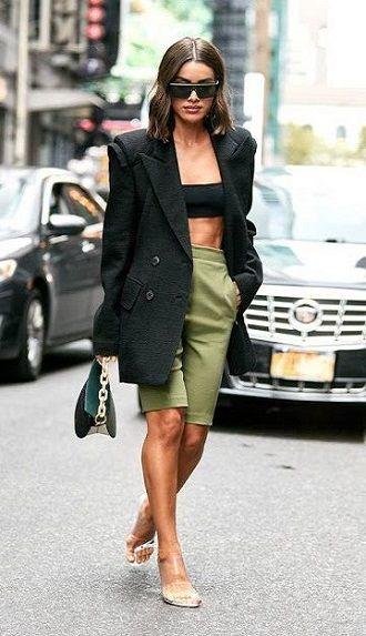 Шорти-бермуди: одяг, що адаптується до всіх стилів 5