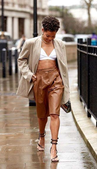 Шорти-бермуди: одяг, що адаптується до всіх стилів 6