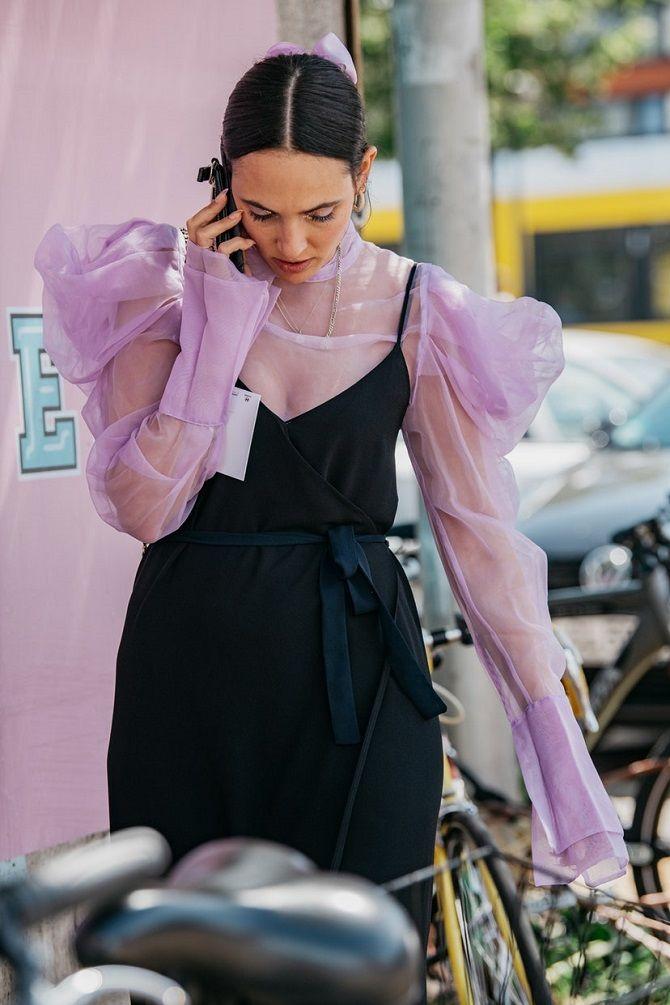 Универсальное платье в бельевом стиле: создаем ультрамодные образы на каждый день 51