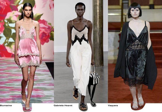 Универсальное платье в бельевом стиле: создаем ультрамодные образы на каждый день 11