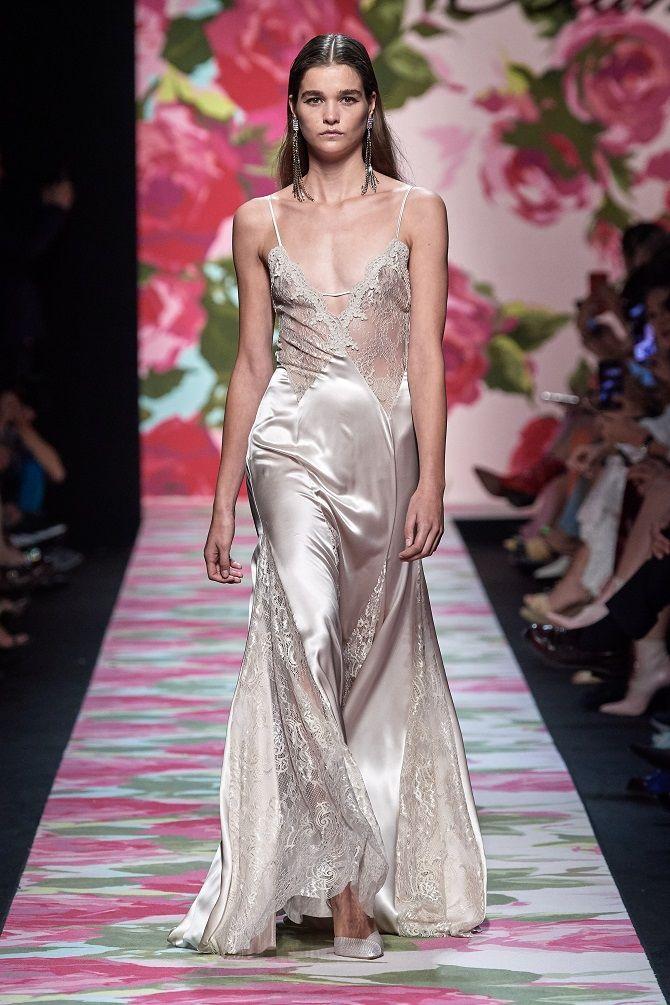 Универсальное платье в бельевом стиле: создаем ультрамодные образы на каждый день 13