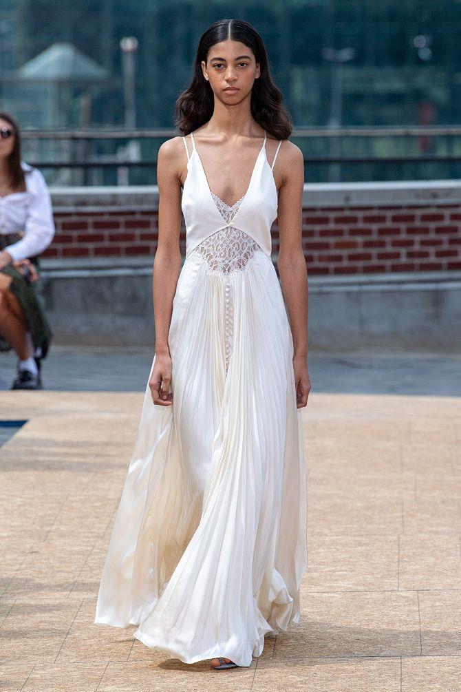Универсальное платье в бельевом стиле: создаем ультрамодные образы на каждый день 14