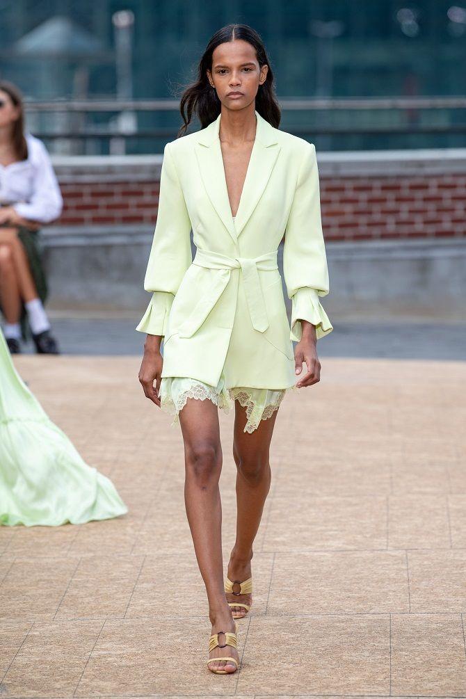 Универсальное платье в бельевом стиле: создаем ультрамодные образы на каждый день 15