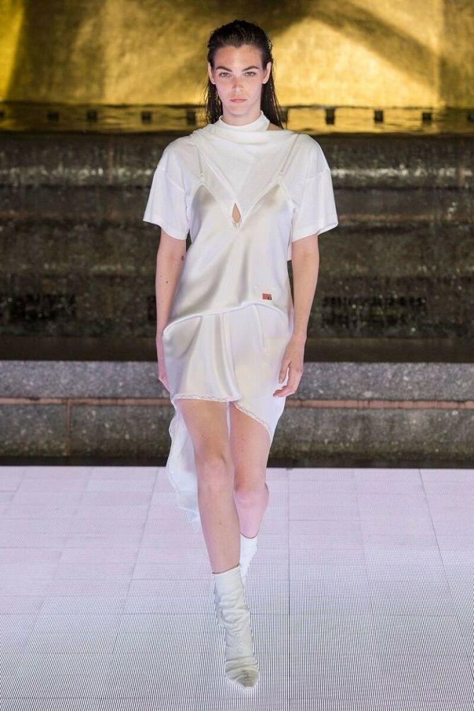 Универсальное платье в бельевом стиле: создаем ультрамодные образы на каждый день 17