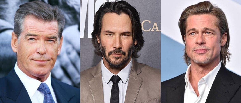 Голлівудські красені, яким личить старість