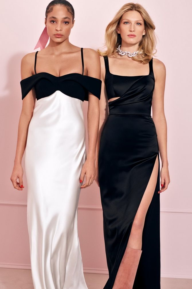 Вечерние модели платьев 2020-2021
