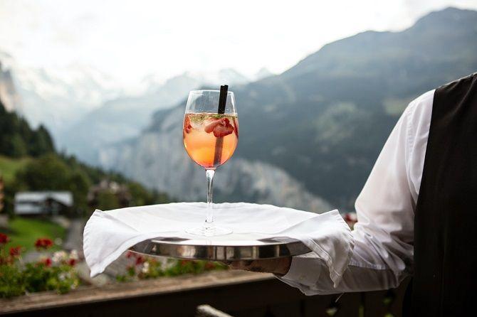 алкоголь в Швейцарии