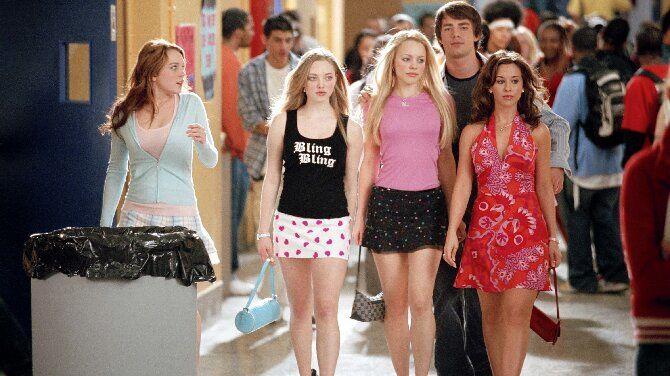 Паскудне дівча / Mean Girls (2004)