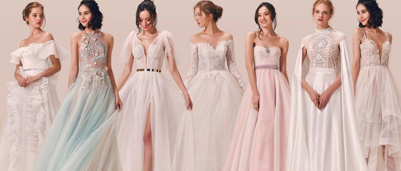 Свадебная мода: лучшие платья для невест в 2021-2022 году