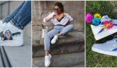 Белые кроссовки: модный тренд 2020-2021, который невозможно игнорировать