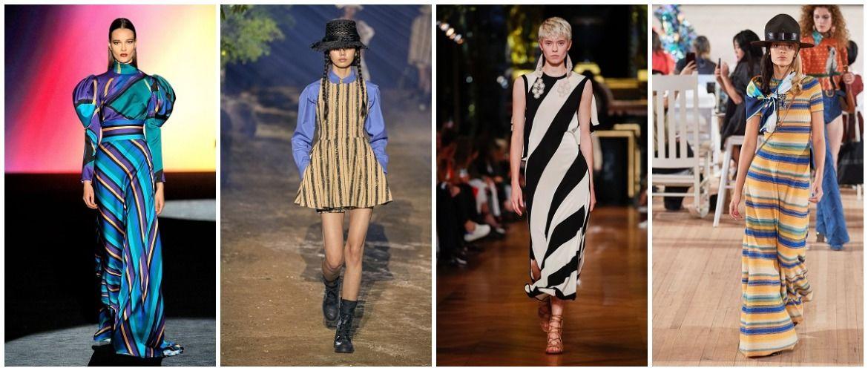 «Морська» смугаста сукня: 11 найактуальніших фасонів 2020-2021 року