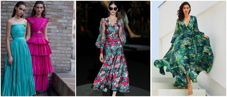 Найкрасивіші сукні до підлоги: 10 модних трендів 2020-2021