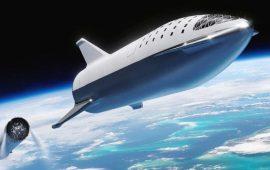 Илон Маск назвал главной целью SpaceX полеты на Луну и Марс