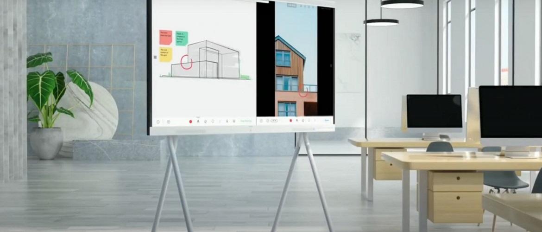 Huawei выпустила новый смарт-экран IdeaHub S для офисов
