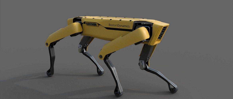 Робопес Spot от Boston Dynamics появился в открытой продаже за $74 500
