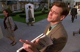 10 фільмів з Джимом Керрі, які можуть увійти в історію кінематографа