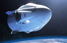 SpaceX создаст плавучую морскую платформу для пуска ракет на Марс