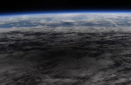 Огромная тень. В NASA показали, как выглядит солнечное затмение из космоса
