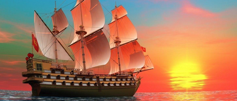 Привітання з Днем моряка 2020 в картинках, віршах і прозі