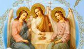 Красиві і щиросердечні вітання з Трійцею в картинках, віршах і прозі