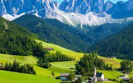 Швейцария, о которой мы не слышали: удивительные факты и истории