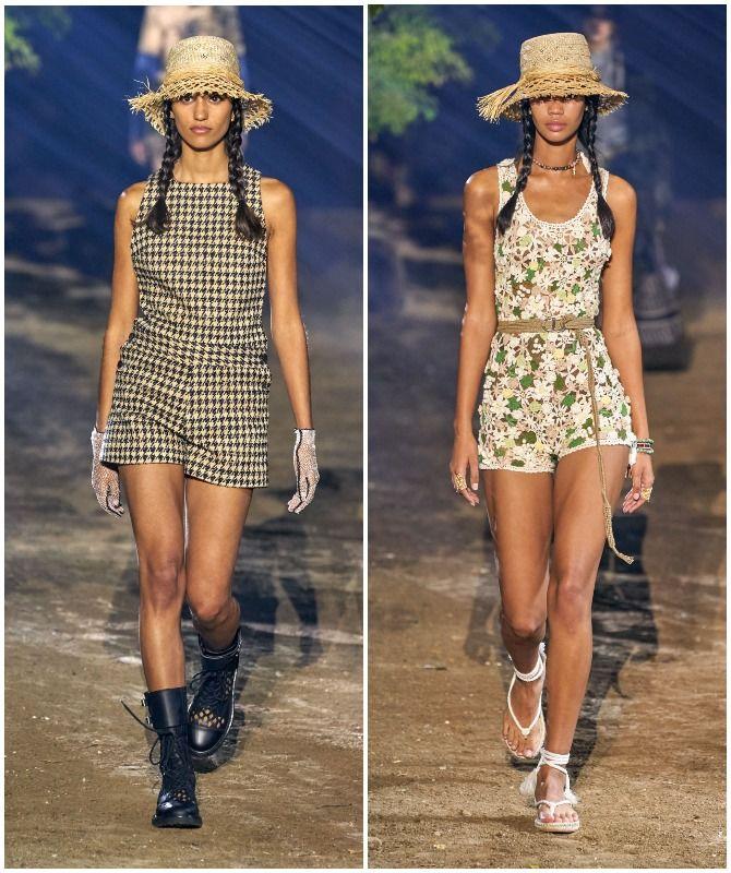 летняя коллекция Dior