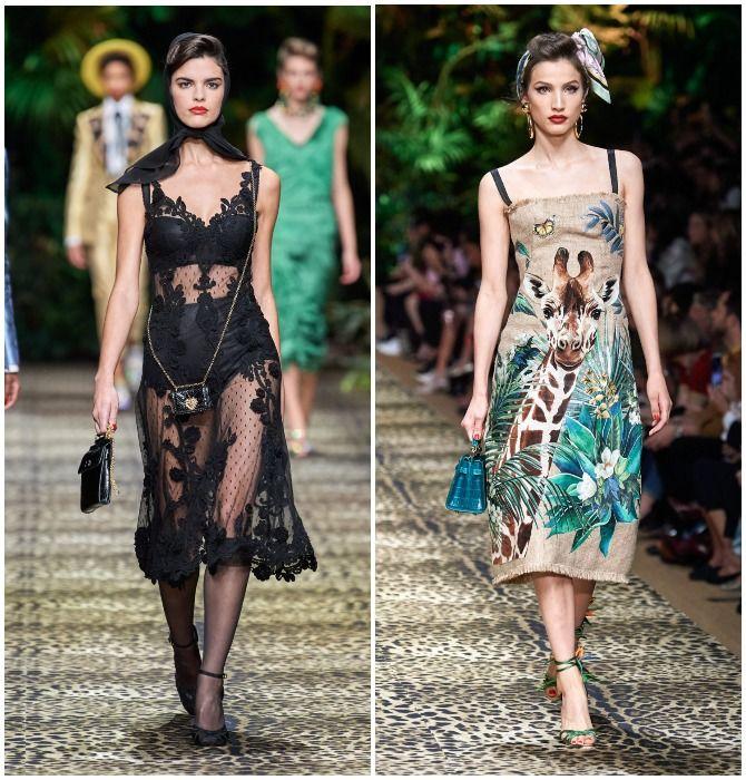 Модный тренд лета 2021: завязываем платок на голове 1