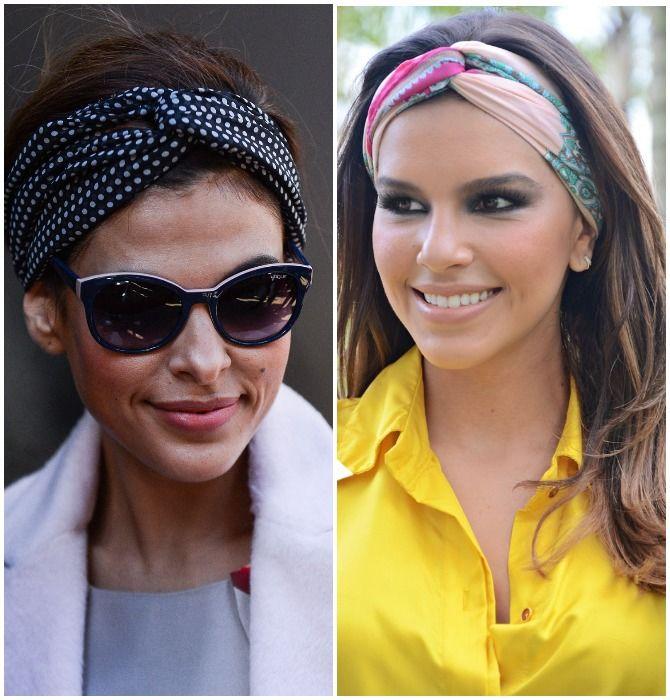 Модный тренд лета 2021: завязываем платок на голове 13