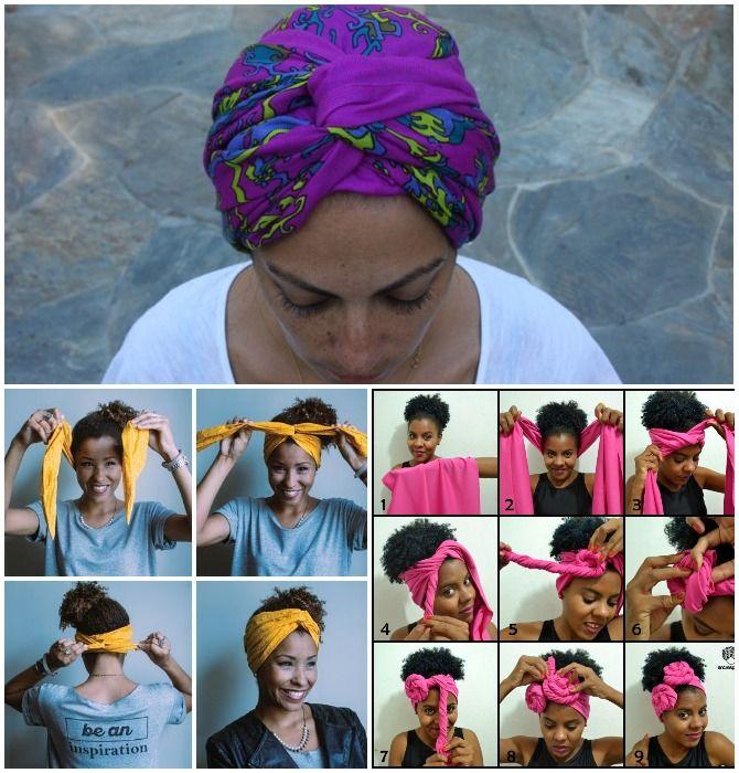 Модный тренд лета 2021: завязываем платок на голове 19