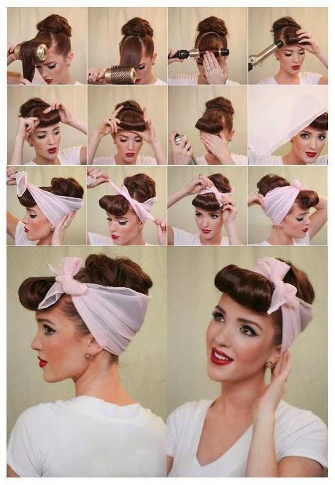 Модный тренд лета 2021: завязываем платок на голове 27